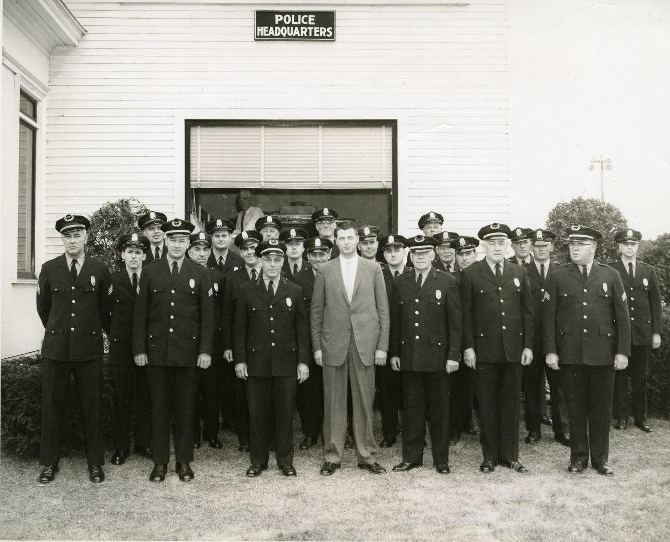 Laconia Police Department 1962